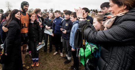 Hero's welcome for Muldoon as Squad visit Portumna