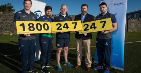 Connacht Rugby partner up with Pieta House