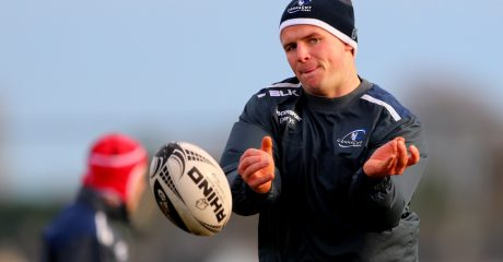 Connacht Eagles team to face Cornish Pirates