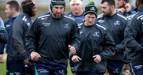 Connacht team to face Toulouse