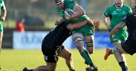 Connacht Eagles 14 – 41 London Irish
