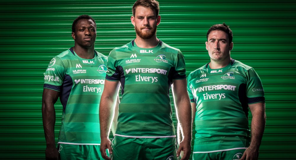 Connacht Rugby | New Home Jersey For 2016/17 Revealed