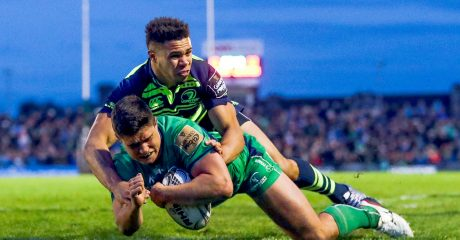 Connacht lose thriller to Leinster