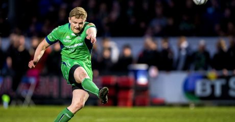 Connacht hold on in Edinburgh