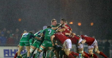 PRO12 Preview: Munster v Connacht