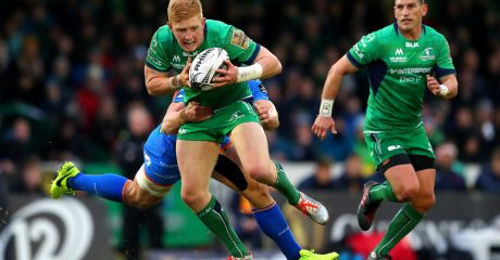 Connacht downed by Scarlets