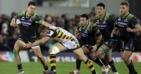 Champions Cup play-off push