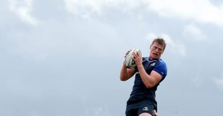 Second row Gavin Thornbury signs for Connacht