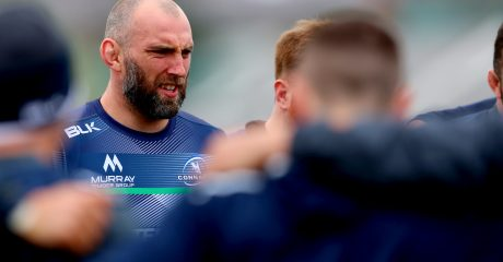 Connacht team to face Leinster