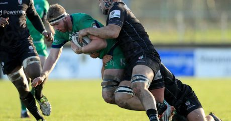 Connacht Eagles to face English opposition