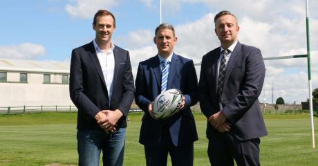 Connacht Rugby team up with Brooks Group