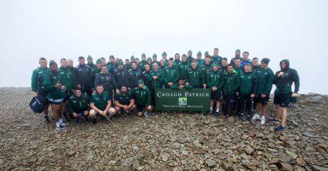 Gallery: Claremorris RFC visit & Croagh Patrick