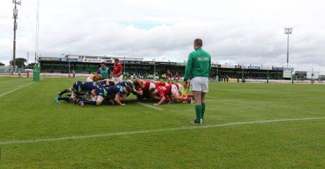 Connacht/Munster Scenario Based Training