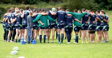 Squad Update issued ahead of Zebre V Connacht