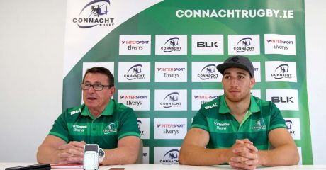 Video: Glasgow pre-match press conference