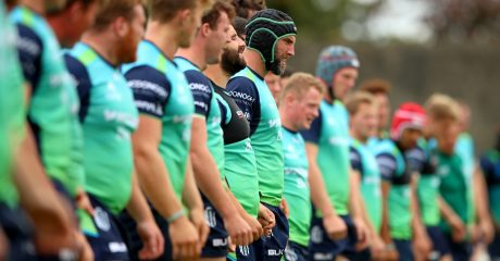 Squad Update ahead of clash with Ulster