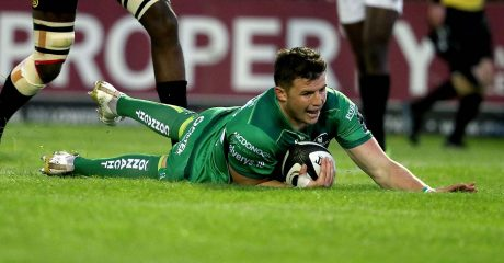 Video: Masterson on his return from injury & Scarlets tonight