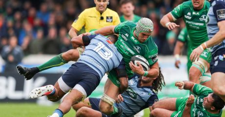 Late try snatches win for Cardiff