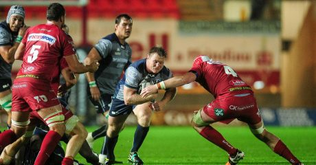 McCartney to captain Connacht against Scarlets