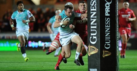 Scarlets edge out victory against attacking Connacht
