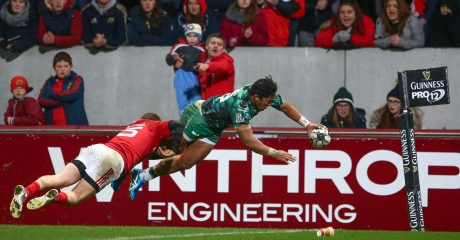 Video: Connacht v Munster highlights