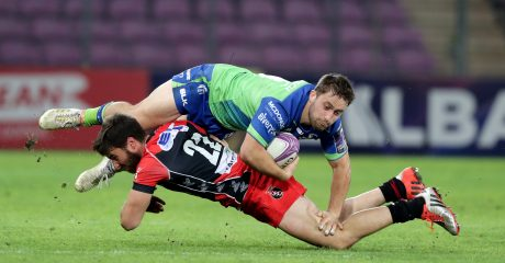 FT: Oyonnax 15-43 Connacht