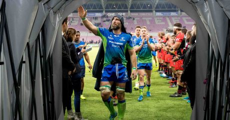 Connacht Captain John Muldoon to retire at the end of this season