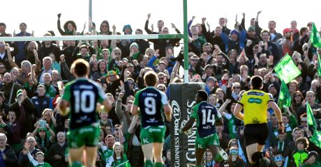 Additional terracing for Munster clash
