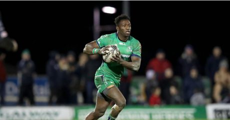 Adeolokun returns to Connacht starting XV for clash with Cheetahs