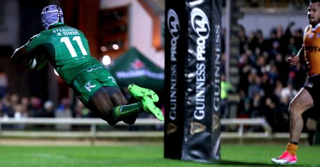 Connacht secure fourth win in a row with Cheetahs victory