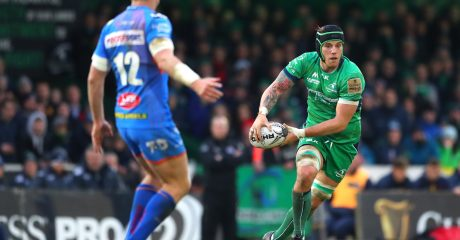 Jake Heenan to leave Connacht at the end of 2017/18 season