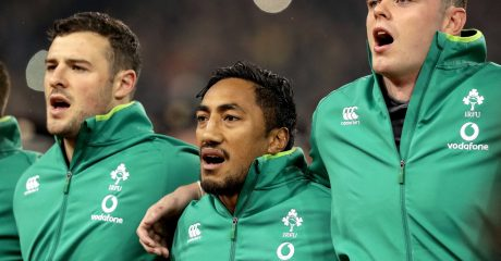Bundee Aki set for 6 Nations debut