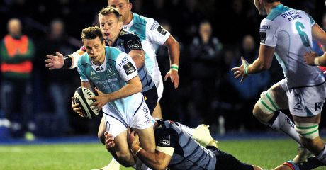 Highlights: Cardiff Blues 36 – 30 Connacht