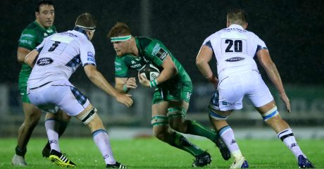 Connacht Rugby announce Sean O'Brien contract extension