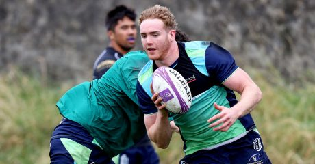 Sligo man Cillian Gallagher handed his first start against Brive