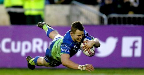 Gallery: Connacht 55-10 Brive