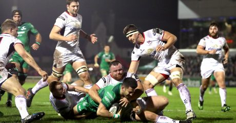 Match Report: Connacht 44 – 16 Ulster