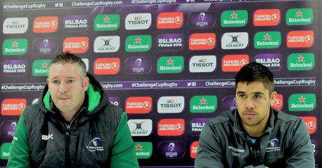 Duffy and Butler look ahead to Challenge Cup clash with Worcester