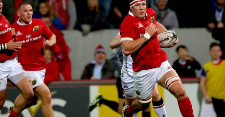 Connacht Rugby announce signing of Robin Copeland