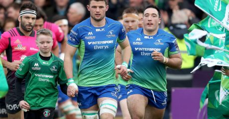 Connacht Rugby announce Eoghan Masterson contract extension