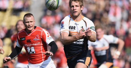 Connacht Rugby announce signing of centre Kyle Godwin from the Brumbies