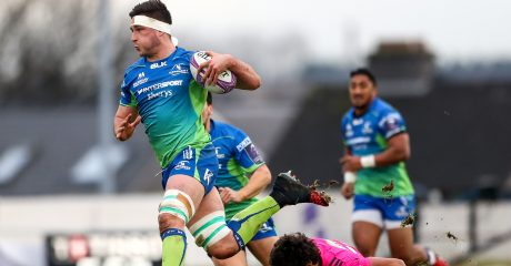 James Connolly and Rory Scholes extend contracts with Connacht for next season