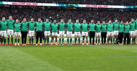 Three Connacht players named in Ireland squad for tour of Australia