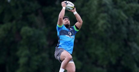 Three Connacht players in matchday 23 for Ireland clash with Aussies