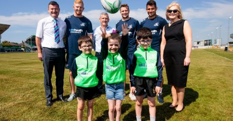 Launch takes place of 2018 Connacht Rugby Summer Camps