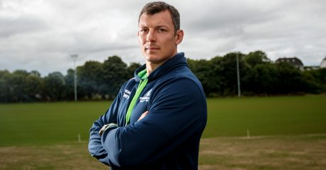 WATCH: Robin Copeland on his first week as a Connacht player