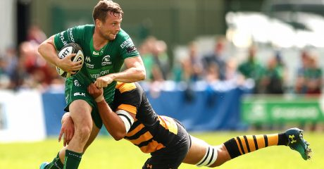 MATCH REPORT: Connacht 43-10 Wasps