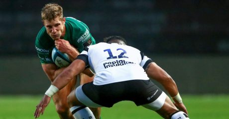 Godwin set for debut as Connacht kick off their PRO14 campaign