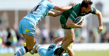 Connacht lose PRO14 opener narrowly after Glasgow kick late drop goal