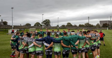 Connacht Squad Update: 7th September 2018